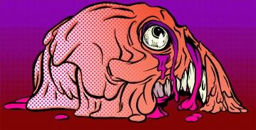 Slimy Skull150